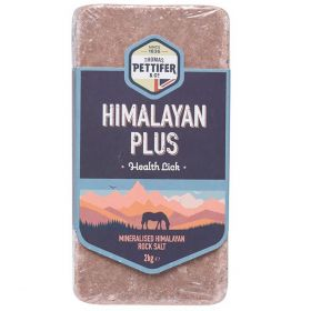 Thomas Pettifer Himalayan Plus Salt Lick x 2 Kg