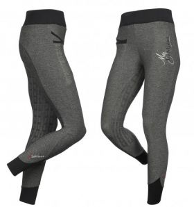 LeMieux Pull On Breeches Grey