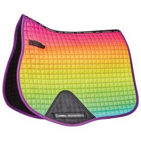 Weatherbeeta Prime Ombre All Purpose Saddlepad - Rainbow Dream