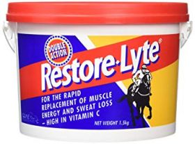 Restore-Lyte 1.5kg - Equine Products UK