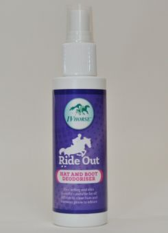 IV Horse Ride Out Hat and Boot Deodoriser 100ml