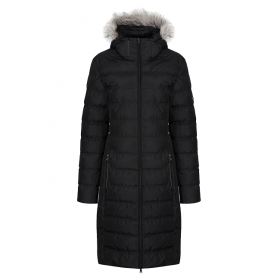 Equetech Revive Padded Coat - Black
