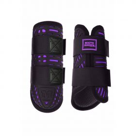 Majyk Equipe Color Elite XC Boot (Front) Black - Purple