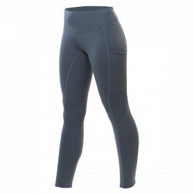 Equetech Revolution Riding Tights - Grey