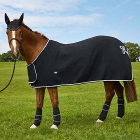 Elico Dartmoor Fleece Showing Rugs Black