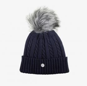 PS of Sweden Samantha Knitted Hat-Deep Sapphire Clearance - PS of Sweden