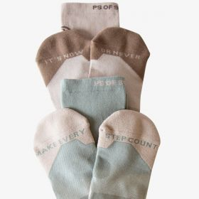 PS of Sweden Holly Riding Socks Sand-Thyme - PS of Sweden