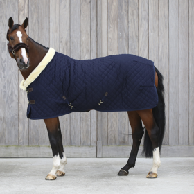 Kentucky Show Rug  Navy