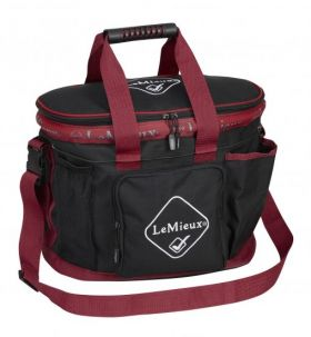 LeMieux Showkit Grooming Bag Black