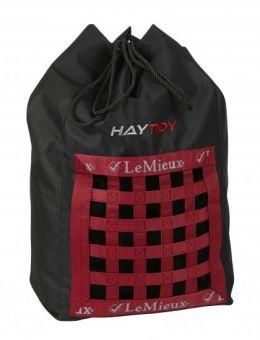 LeMieux Showkit Hay Tidy Bag Black
