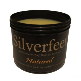 Silverfeet - Barrier Protection and Hoof Balm 400ml Yellow