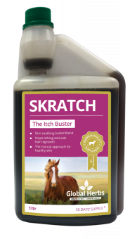Global Herbs Skratch Liquid 1ltr