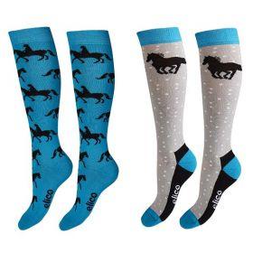 Elico Capri Ladies Socks