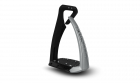 Freejump Soft Up Pro + Stirrups - Premium Edition Silver