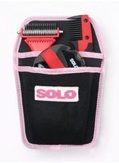 Solo Kit -  SoloComb, SoloRake and SoloBrush - Sologroom