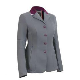 Tredstep Solo Vision Show Jacket - Grey - UK 12 - 36 Chest - EU40 Clearance - Tredstep Ireland