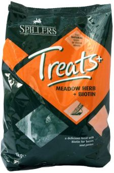 Spillers Meadowherb Treats with Biotin 1kg