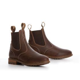 Tredstep Spirit Pull On Short Boots-Mahogany-41 - UK 7 Clearance - Tredstep Ireland