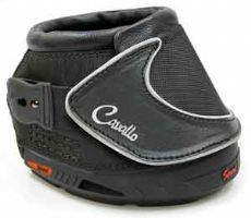 Cavallo Sport Slim Sole Hoof Boot with FOC Hoof Pick and Brush