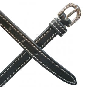 Mark Todd Spur Straps Contrast Stitching - Mark Todd Collection