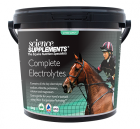 Science Supplements Complete Electrolytes - Horse Electrolyte Supplement
