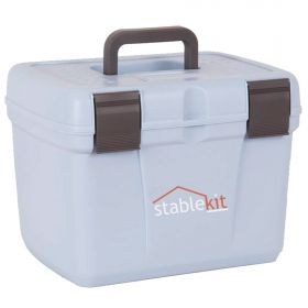 Stable kit Grooming & Tack Box Baby Blue