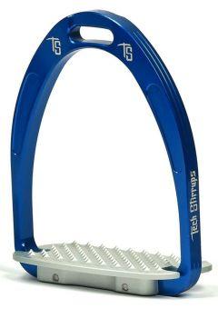 Tech Stirrups Athena  Blue