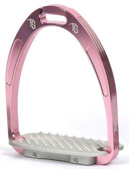 Tech Stirrups Athena  Pink