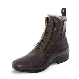 Tonics Stardust Frost Paddock Boots - Brown