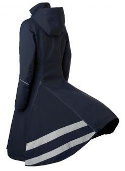 Stierna Stella Winter Coat Midnight Navy - Stierna