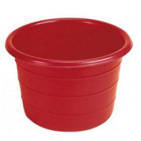 Stubbs Feed Bin/Water Butt (S44LH) Red