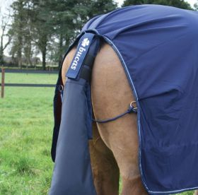 Bucas Tail Guard / Protector with Bag Navy