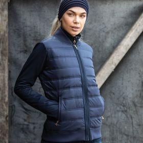 Equetech Thermic Hybrid Jacket - Navy