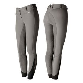 Tredstep Solo Competition Breeches  Grey