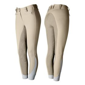 Tredstep Solo Competition Breeches  Tan
