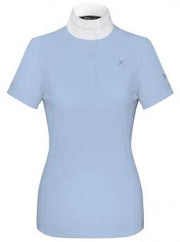 Tredstep Solo Eclipse Shirt Short Sleeve -Light Blue-Large Clearance - Tredstep Ireland