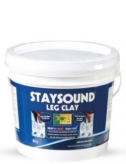 Staysound Leg Clay