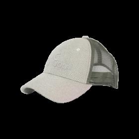 Kentucky Wool Trucker Cap - Beige