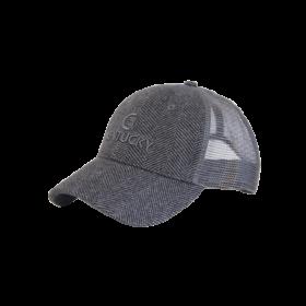 Kentucky Wool Trucker Cap - Grey