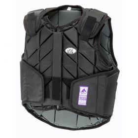 USG Eco Flexi Body Protector Child  Black