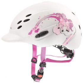 Uvex Onyxx Hat Princess White -49-54cm - XXXS-XS