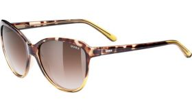 Uvex LGL 27 Sunglasses Havana