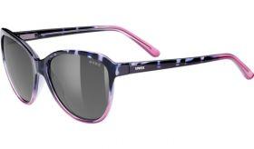 Uvex LGL 27 Sunglasses Lilac