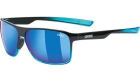 Uvex LGL 33 Pola Black - Blue