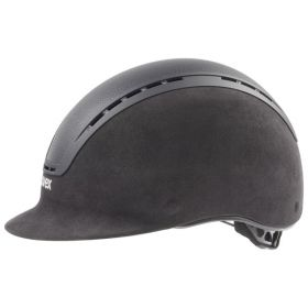 Uvex Suxxeed Luxury Riding Hat - Black - 54-55cm - XS-S - Clearance