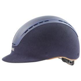 Uvex Suxxeed Luxury Riding Hat Navy