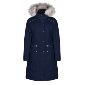 Equetech Venture Extreme Waterproof Trench Coat - Navy