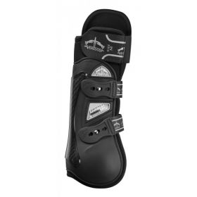 Veredus Carbon Gel X Pro Tendon Boots Black