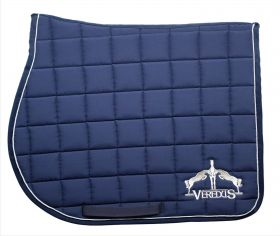 Veredus Jumping Saddlecloth  Navy