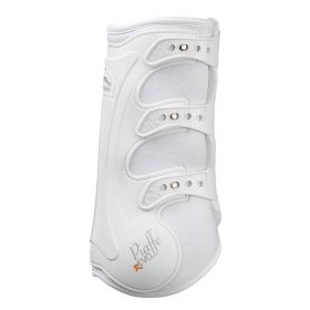 Veredus Piaffe Revolution Front Dressage Boots  White
